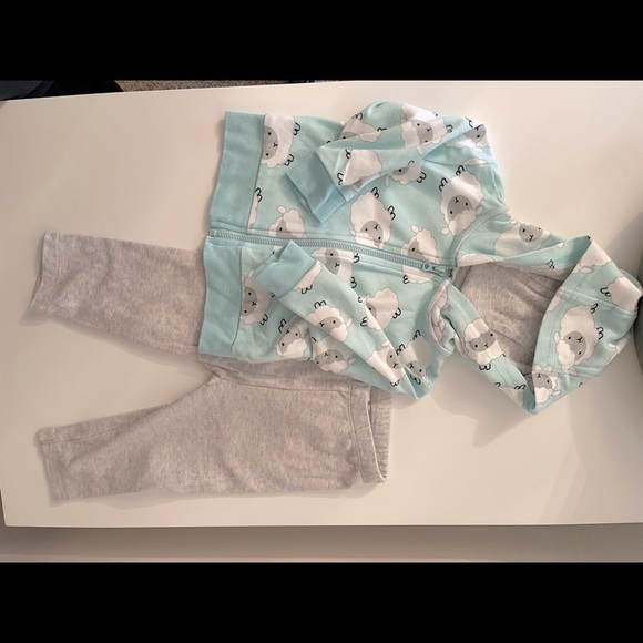 Baby Girls Two-Piece Set